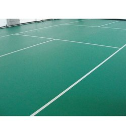 Indoor Sports PVC Flooring