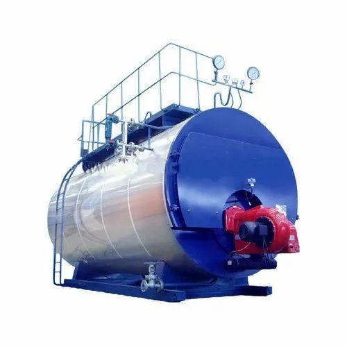 Gas Fired IBR Boiler