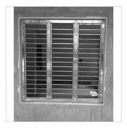 Stainless Steel Home Window