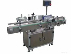 SS Automatic Sticker Labelling Machine