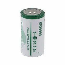 Forte Er 26500 C Size 3.6v Lisocl2 Lithium Battery