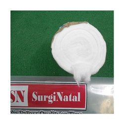 Surginatal White 100 gm Absorbent Cotton Roll