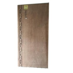 Teakwood Brown Kitply Vista Plywood Board, For Furniture, Thickness: 18 Mm