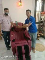 Massage chair Installation in Ghaziabad