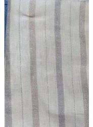 Shivam Creations Cotton Linen Shirt Fabric, Machine wash