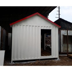 Modular Portable Shop Cabin