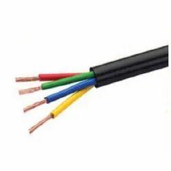 4 Core PVC Multi Core Flexible Cable