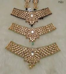 Kundan Fancy Necklace Set
