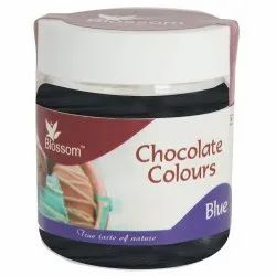 Blossom Blue Chocolate Colours