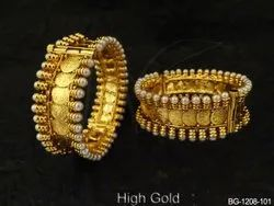 South Indian Coin Bangles
