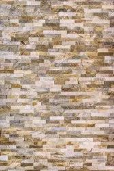 Decorative Wall Natural Stone, Thickness: 10 mm, Size: 12x6 Inches