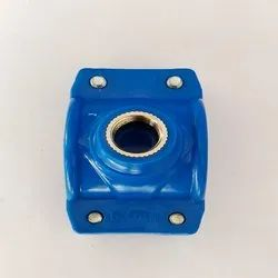 PP Service Saddle SS Threaded