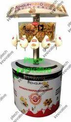 5 Nozzle Premium Model Automatic Panipuri Water Filling Machine
