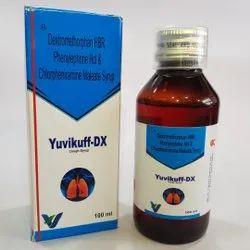 Dextromethorphan HBR Phenylephrine Hcl