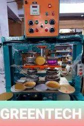 Automatic Multipurpose Paper Plate Making Machine