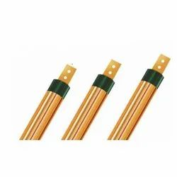 copper bonded earthing electrode supplier