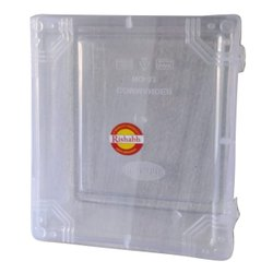 Rectangular Plastic Box