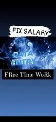 Home Base Work 10 Days To 1 Month Typing Services, Data Entry Mode: Online, 10 Pass