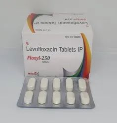 Levofloxacin 250MG Tablets IP