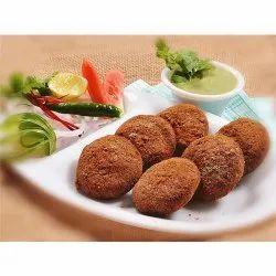 Mutton Shami Kabab, 1 Kg, Packaging Type: Packet