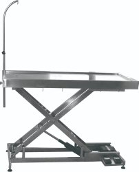 Veterinary EXAMTABLE HEIGHT ADJUSTMENT TOP SS
