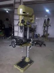 HMP-25 Drilling Cum Milling Machine (Drilling Cum Tapping Machine)