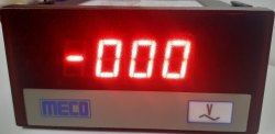 Digital Panel Meter AC Voltmeter