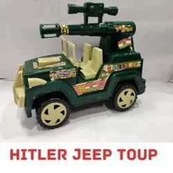 Green Hitler Jeep Top, For Kids