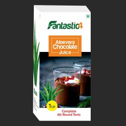 Aloe Vera Chocolate Juice
