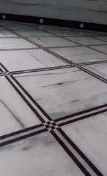 Marble White Albeta Tiles, For Flooring, Thickness: 16 mm