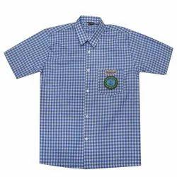Cotton Boys School Shirt