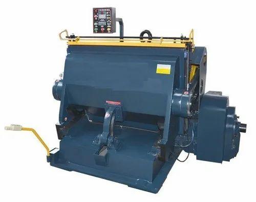 Manual Die Cutting And Creasing Machine