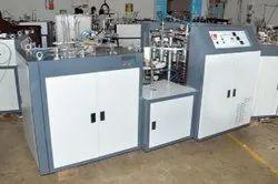 Ultrasonic Paper Cup Making Machine