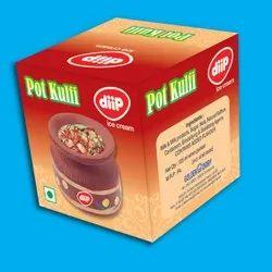 Pot Kulfi Ice Cream Box
