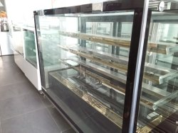 Cold Display Counter PLUS  TEMPERATURE