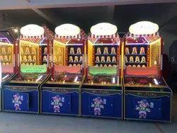 hit clown carnival game