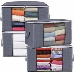 Heavy Duty Plain Cloth Storage Bag
