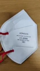KINGFA Reusable N95/FFP2 Mask, Number Of Layers: 5-6