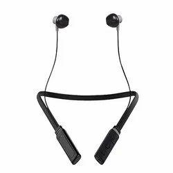 Expode Innovations Black HP-17 Neckband Bluetooth Earphone, Model Name/Number: EX-BTNB-HP-17