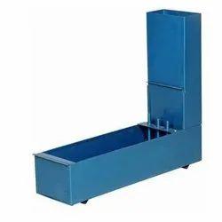 L Box Testing Apparatus