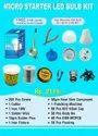 Micro LED Bulb Starter Kit