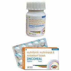 Zincoheal Tab / Zincoheal Bottle
