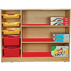Class Organizer Shelf