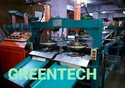 Fully Automatic Multipurpose Dona Thali Making Machine