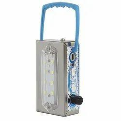 Globeam Metal Solar LED Lamp, For Lighting
