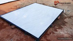 Morwad Pure White Marble Slab