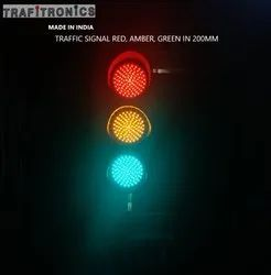 TRAFFIC SIGNAL FOR 200 MM