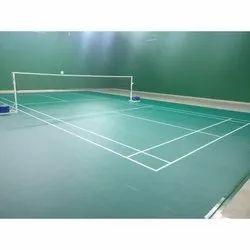 Indoor Volleyball Court Flooring