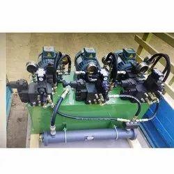 Spico Hydraulic Mild Steel Block Cylinder, For Hydraulic Fixtures