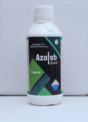 Azoxystrobin 11% Tebuconazole 18.3% SC